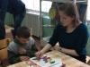 Посещение школы интерната