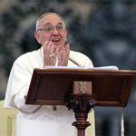 Эволюция папы Римского